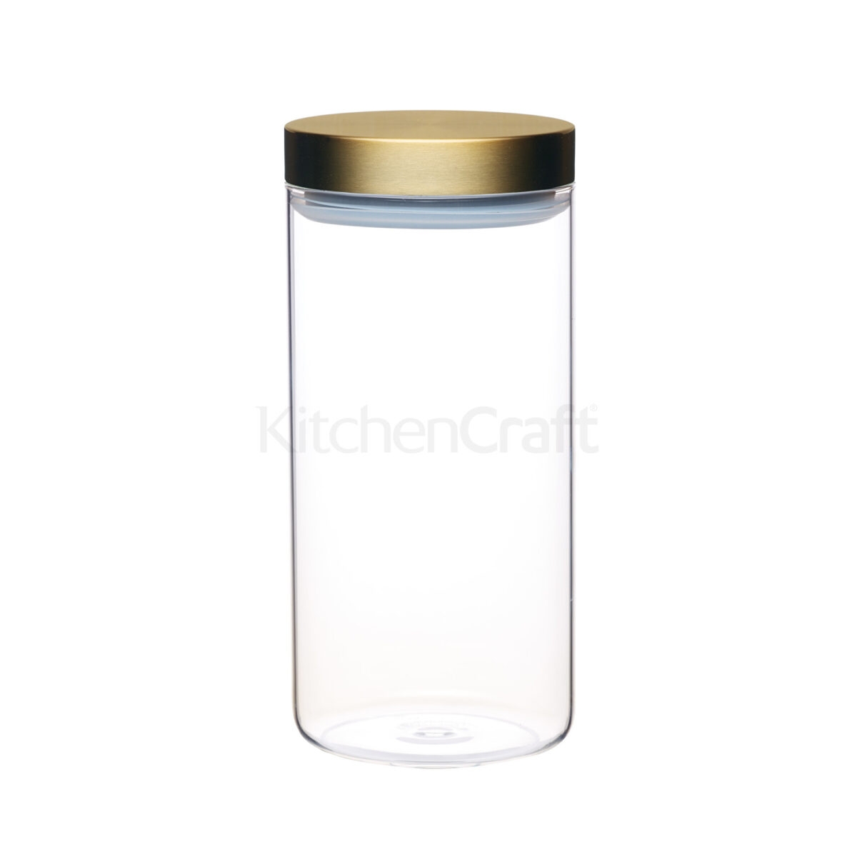 ae8dd224ef3 Click to enlarge. HomeBrandsMaster ClassMetallics Master Class Airtight  Large Glass Food Storage ...