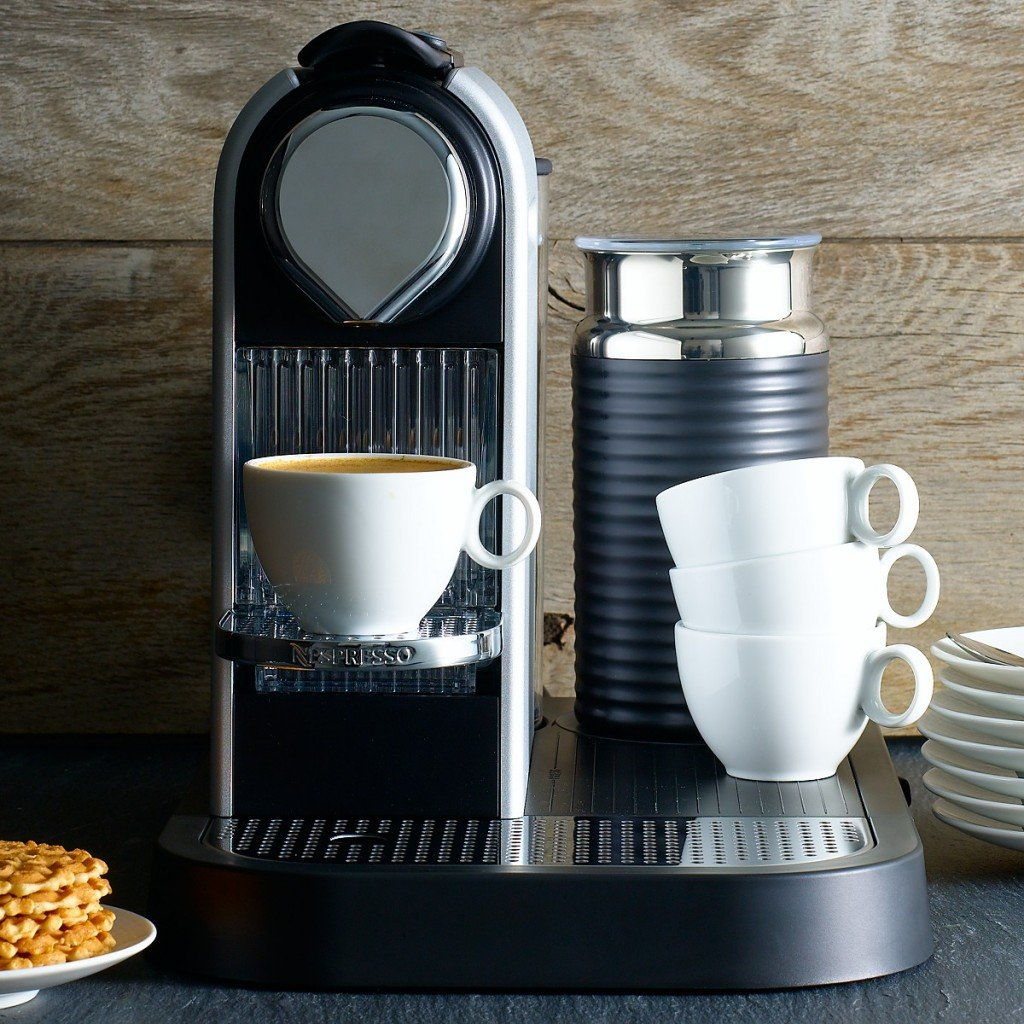 Top 10 Reasons To Buy A Nespresso Citiz And Milk