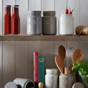 Ceramic Storage Jars