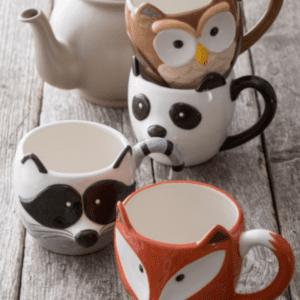 Animal Mugs