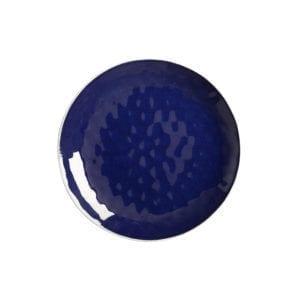 Wayfarer Indigo Blue Plate 27cm