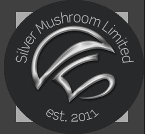 Silver Mushroom