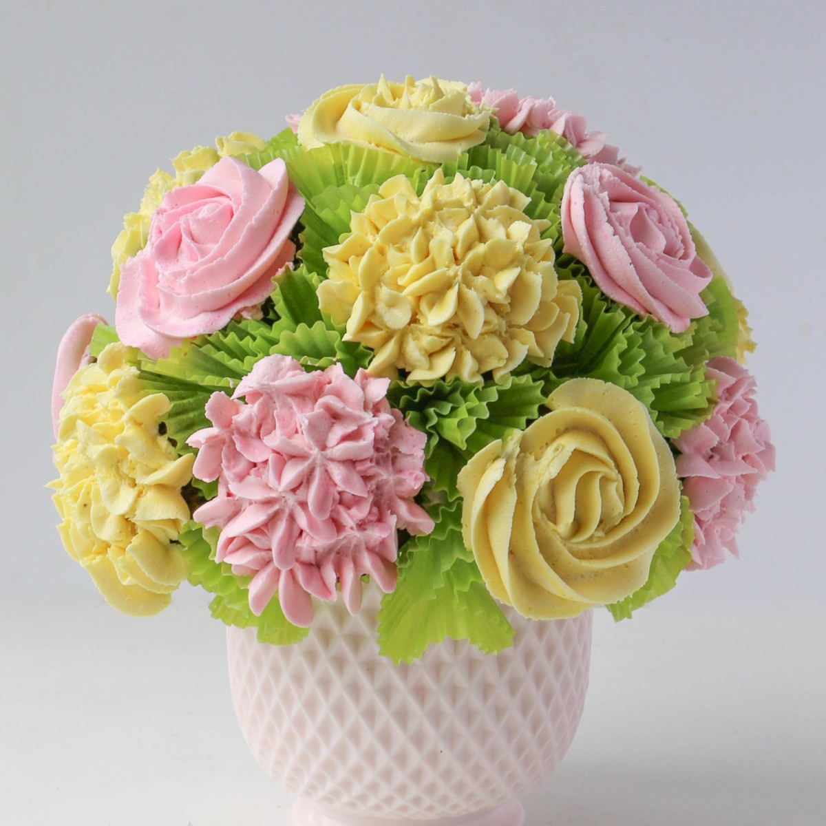 Mothers Day Cupcake Bouquet Recipe