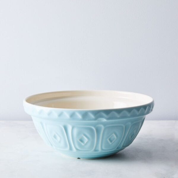 Mason Cash 29cm Powder Blue Mixing Bowl