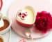 White Chocolate Mousse Dessert Image