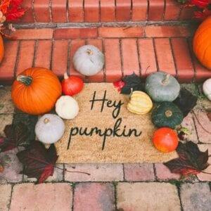 Autumn Themed Doormats