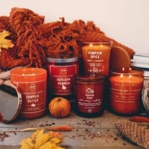 Autumn Candles & Fragrance