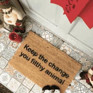Winter Doormats