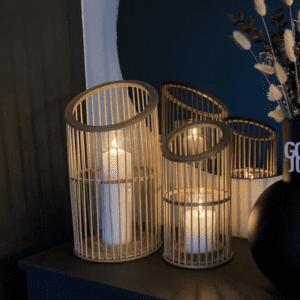 Lanterns & Candle Holders