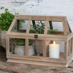 Wooden Green House