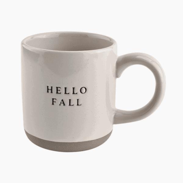 Hello Fall Mug - Autumn Edit