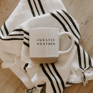 Sweater Weather Mug - Autumn Edit