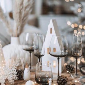 Winter Glassware & Barware