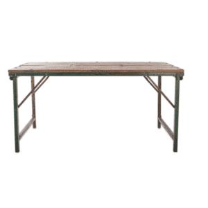 Nkuku Ishan Reclaimed Folding Dining & Coffee Table