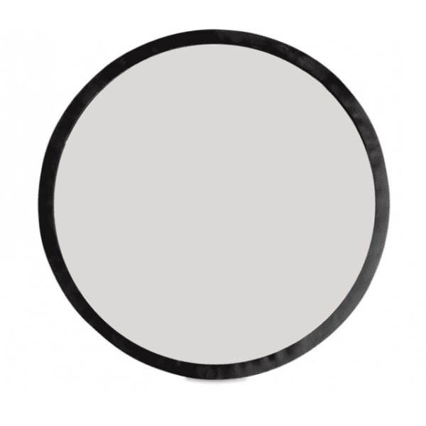 Nkuku Modasa Black Iron Mirror - Extra Large