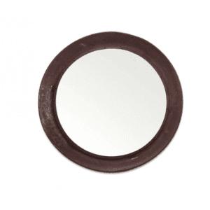 Nkuku Reclaimed Iron Tray Mirror