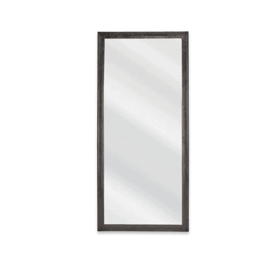 Nkuku Yadur Full Length Mirror - Black