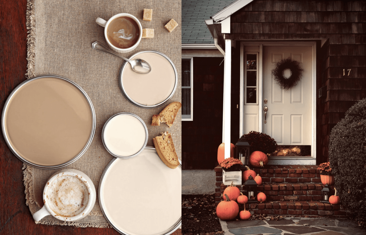Bring a Touch of Understated Autumn to Your Front Door