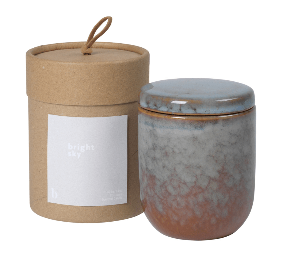 Broste Bright Sky candle