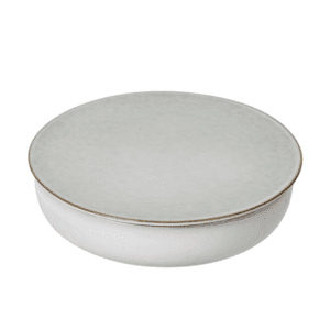 Broste Nordic Sand Bowl with Lid