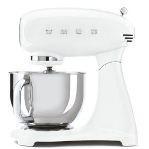SMEG 50's Retro Style Stand Mixer White - Full Colour