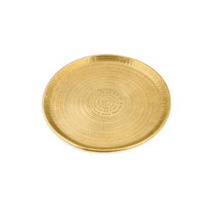 Nkuku Mahika Antique Brass Tray