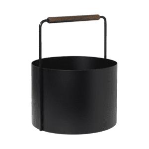 Blomus Ashi Firewood Basket - Brown