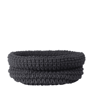 Blomus Cobo Knitted Cotton Basket - Magnet