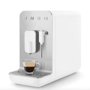 SMEG 50's Retro Style Bean to Cup Coffee Machine - Matte White