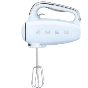 SMEG 50's Retro Style Hand Mixer - Pastel Blue