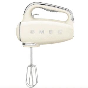 SMEG 50's Retro Style Hand Mixer - Cream