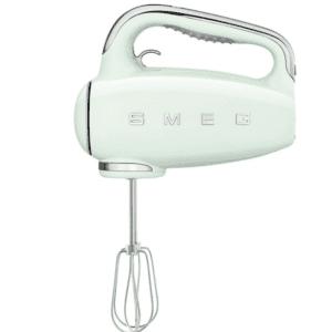 SMEG 50's Retro Style Hand Mixer - Pastel Green