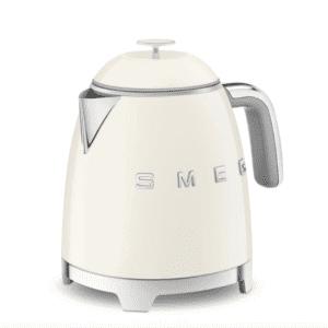 SMEG 50's Retro Style Mini Kettle - Cream